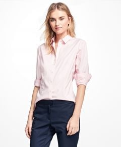 BLUSA MUJER NON-IRON TAILORED-FIT DRESS