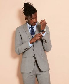 CHAQUETA HOMBRE WOOL TWO-BUTTON SUIT
