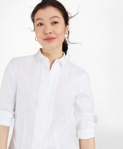 BLUSA MUJER TAILORED-FIT NON-IRON DOBBY-STRIPE COTTON