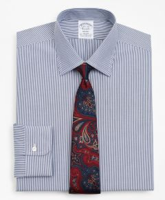 CAMISA HOMBRE STRETCH REGENT FITTED, NON-IRON STRIPE