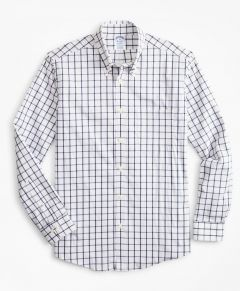 CAMISA HOMBRE REGENT FITTED, PERFORMANCE SERIES WITH COOLMAX®