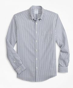 CAMISA HOMBRE STRETCH REGENT FITTED, NON-IRON CANDY STRIPE