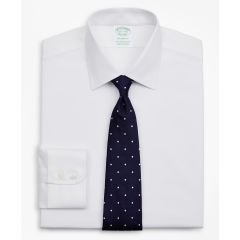 CAMISA HOMBRE STRETCH MILANO SLIM-FIT DRESS SHIRT, NON-IRON TWILL AINSLEY COLLAR