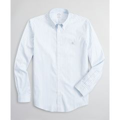 CAMISA HOMBRE STRETCH REGENT FITTED SPORT SHIRT, NON-IRON BOLD BENGAL STRIPE